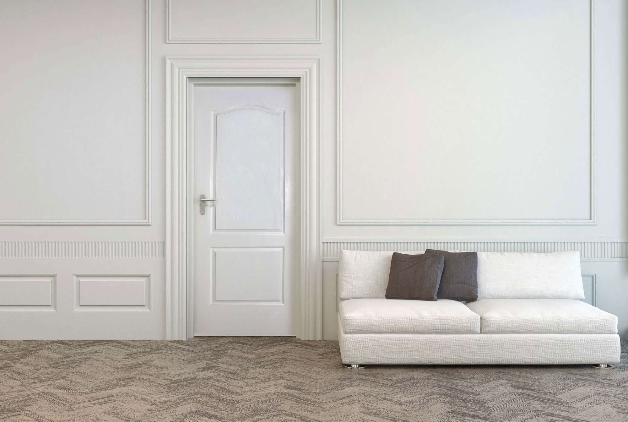 2 panel interior door quality doors for Quality doors