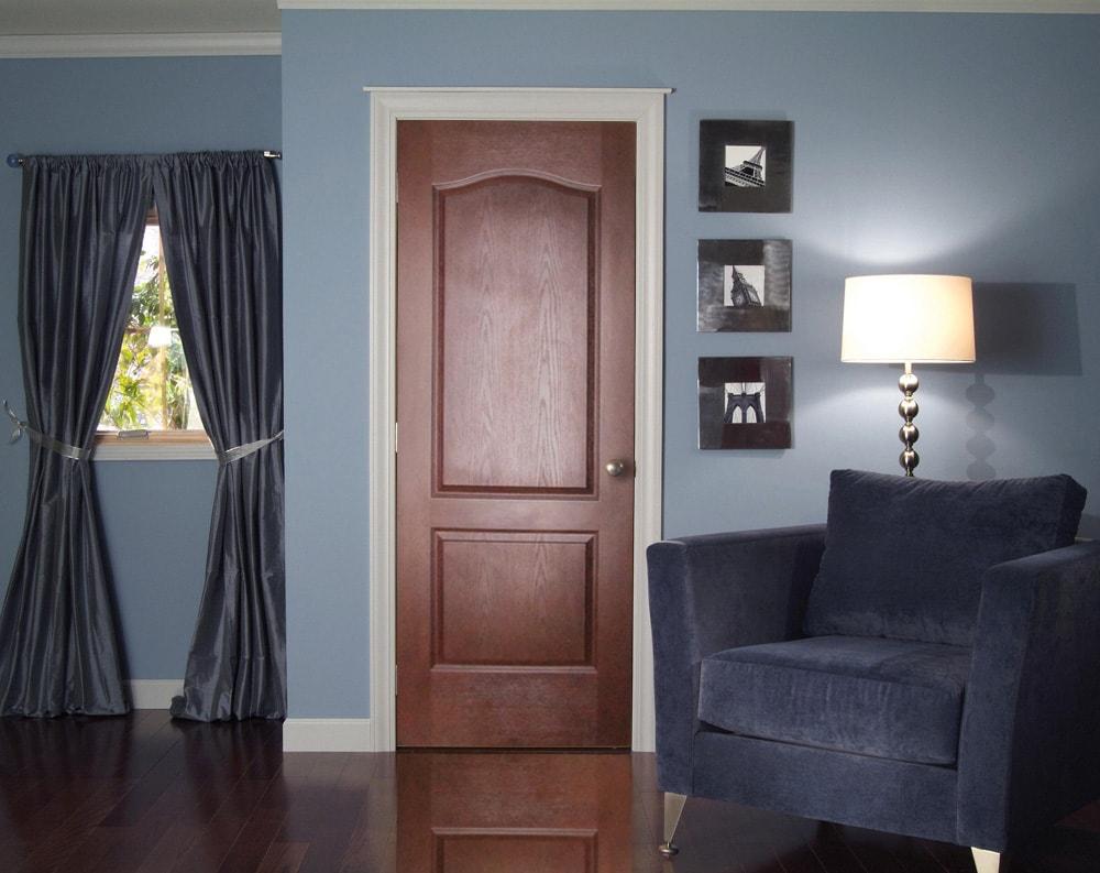 2 Panel Exterior Door Quality Doors