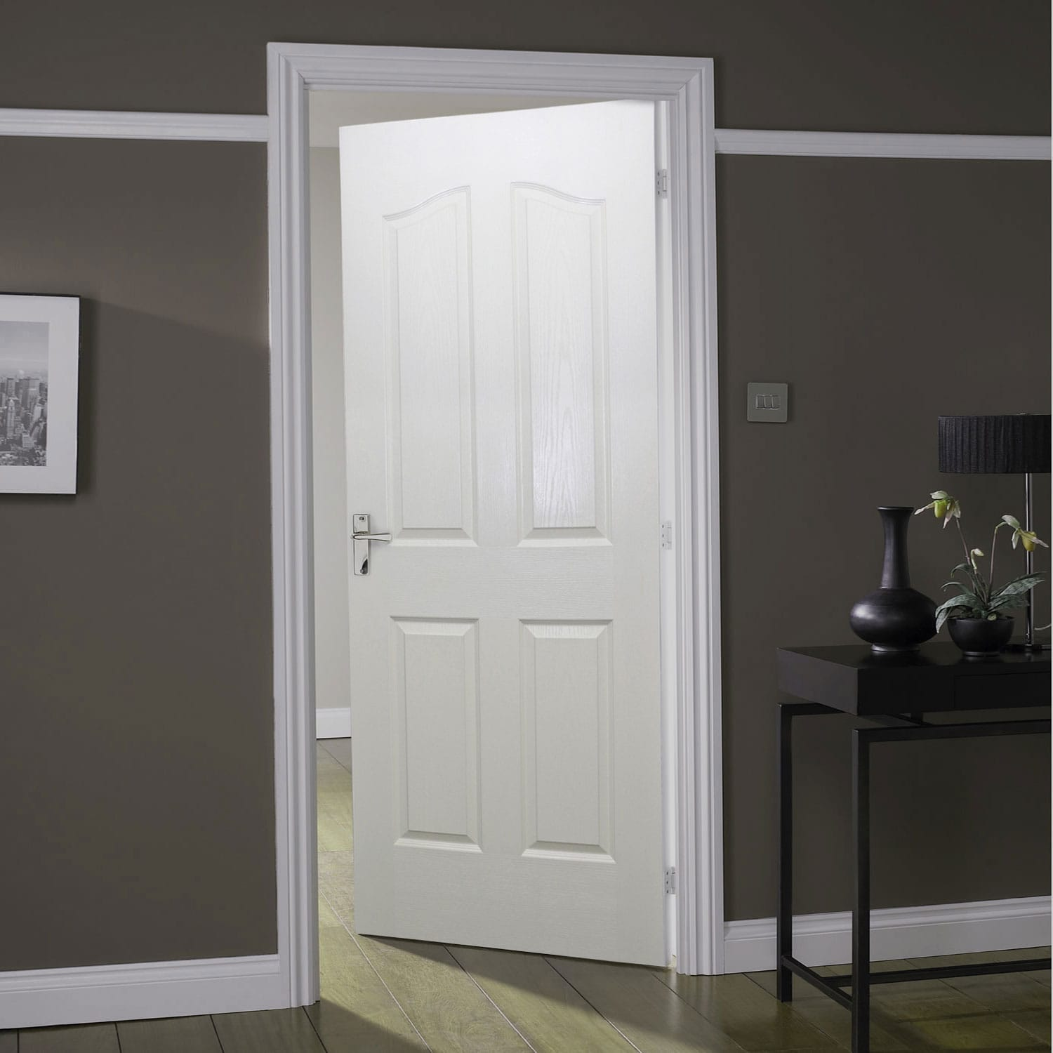 4 Panel Interior Doors Quality Doors