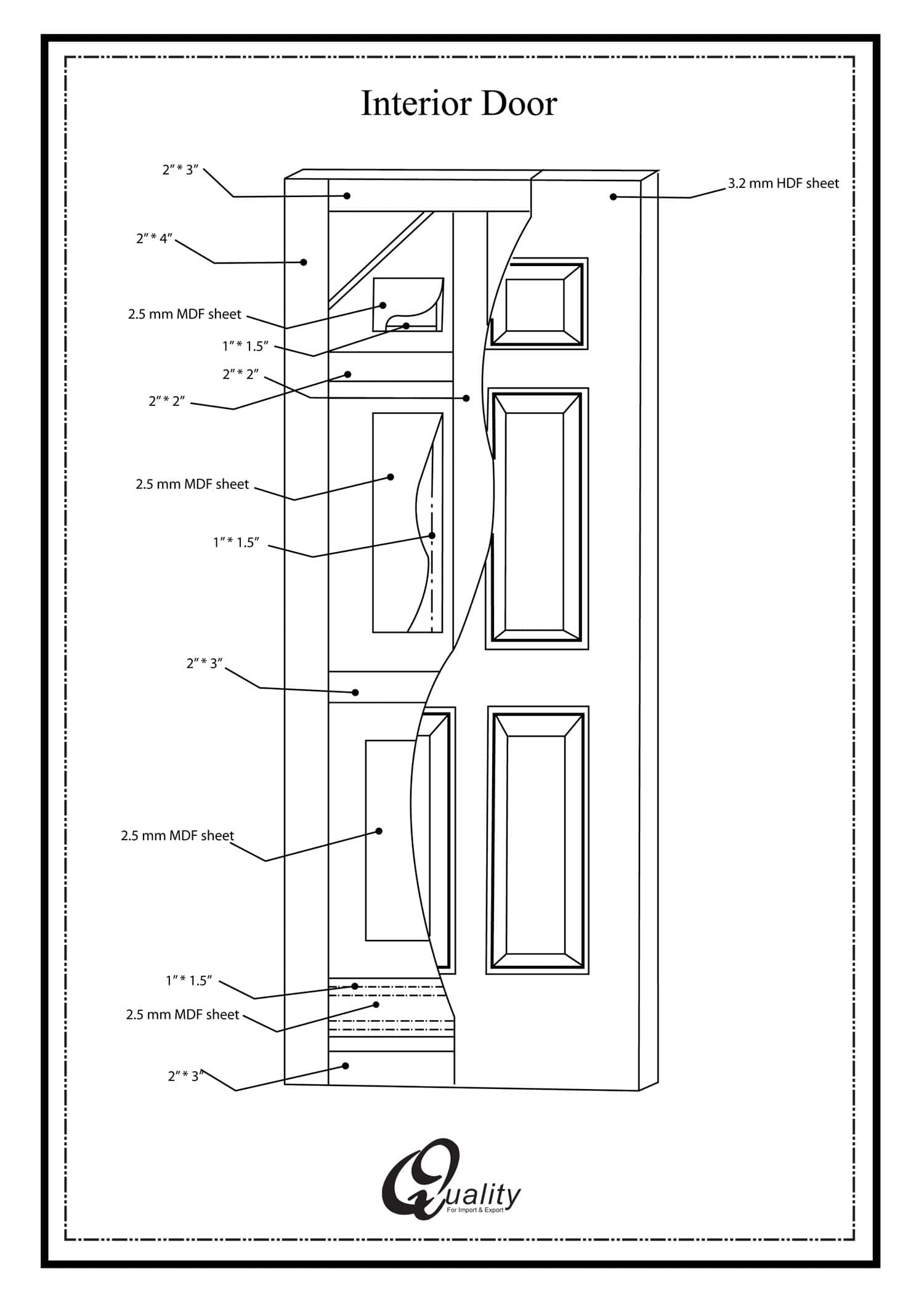 mdf wiring diagram